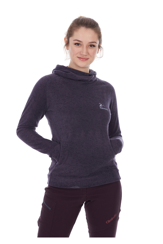 Climbolic - Climbolic Kangaroo Polar Fleece Sweat
