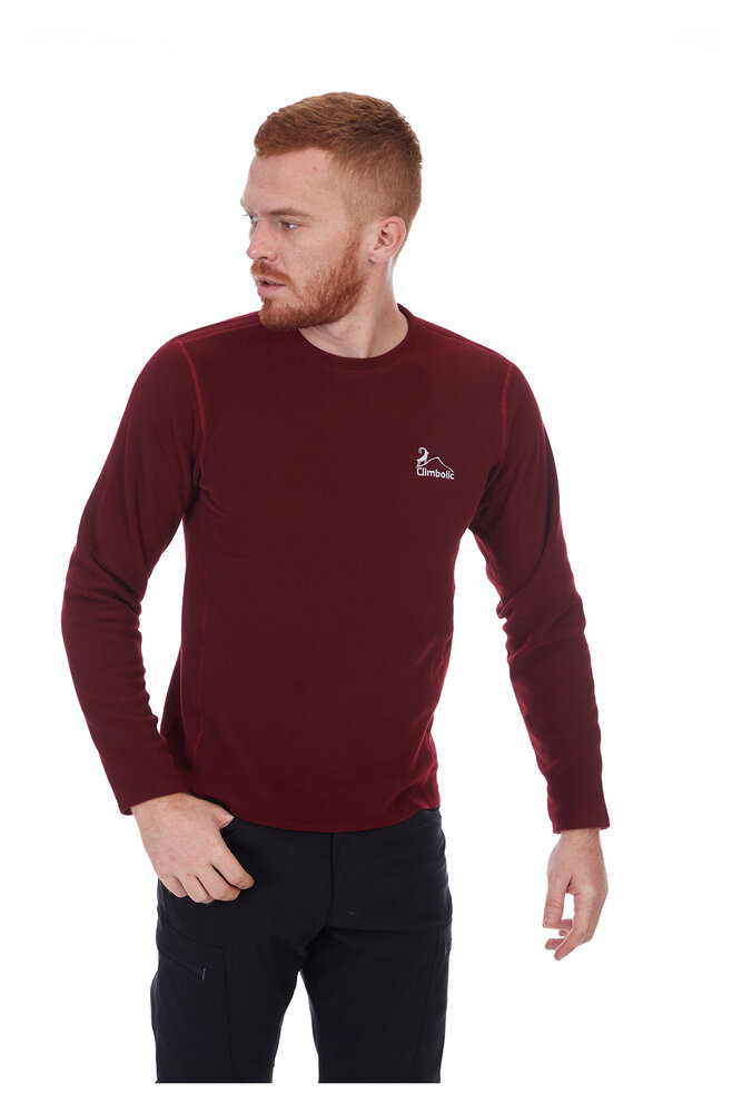 Climbolic Swiss Sweat Polar Bordo