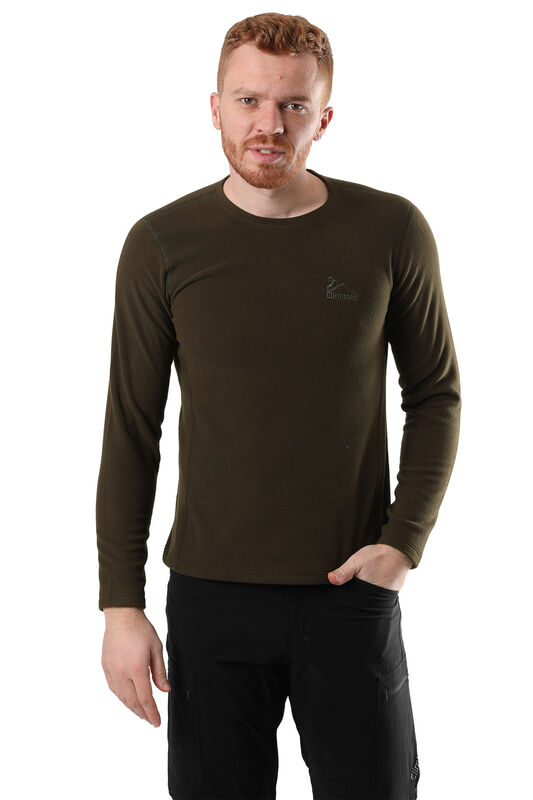 Climbolic - Climbolic Swiss Sweat Polar Haki