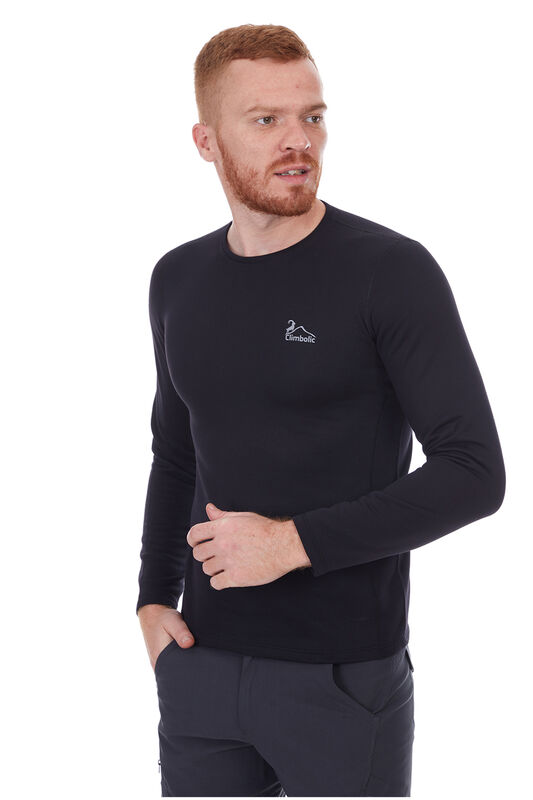 Climbolic - Climbolic Swiss Sweat Polar Siyah